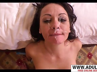 Hot Milf Adalina por video