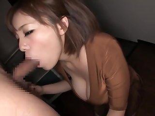 Kitajima An(An kitajima) - Mega Titty Molestation Bus