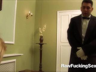 Raw Fucking Sex - Blonde Hottie Stacey Saran