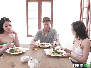 Step family affairs Team Skeet compilation video