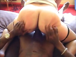 Mature wife hard fucked by bbc in front her hubby