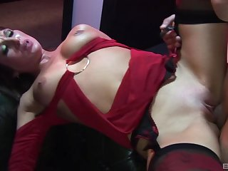 Close up video of Asian amateur Myla Charles having rough sex